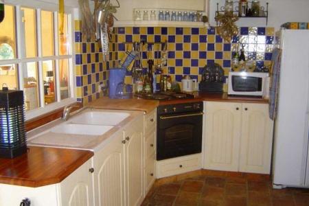 Maison Christol - keuken
