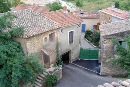 Maison Christol - toegang aan de noordkant